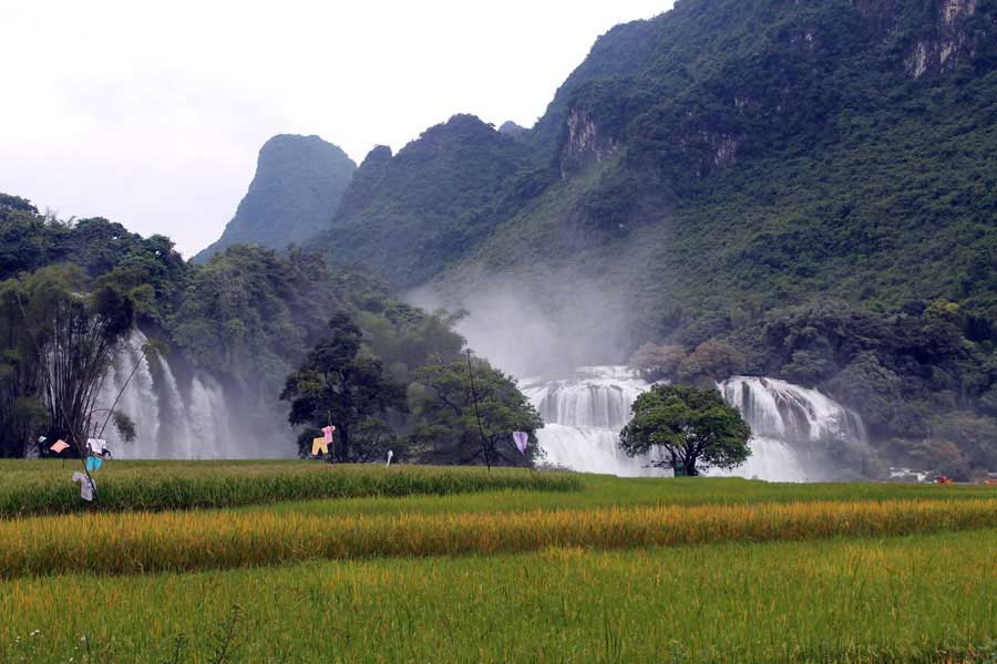 ba be ban gioc tour 3days 2nights