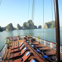 glory legend cruises halong bay