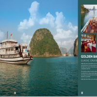 HALONG MUSLIM TOUR 2D1N ON GOLDEN BAY CRUISE