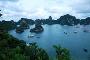 halong tour,viet flame tours