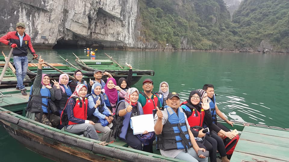 THE BEST 4D3N MUSLIM TOUR IN HANOI- HALONG- NINH BINH