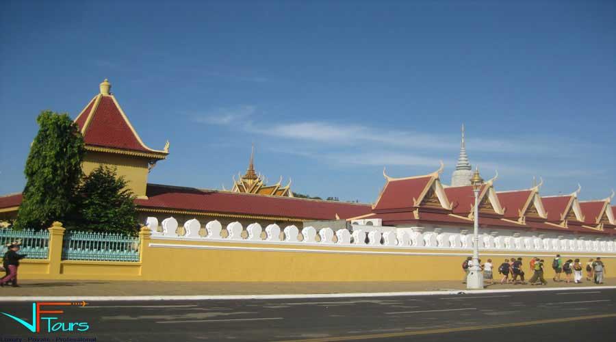 cambodia-royal-palace
