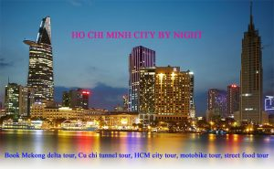 ho chi minh city in vietnam