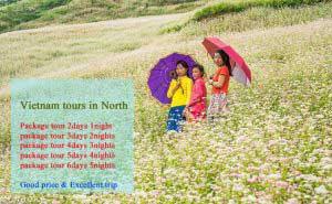 vietnam tour in north