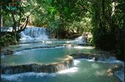 kuang sri waterfall