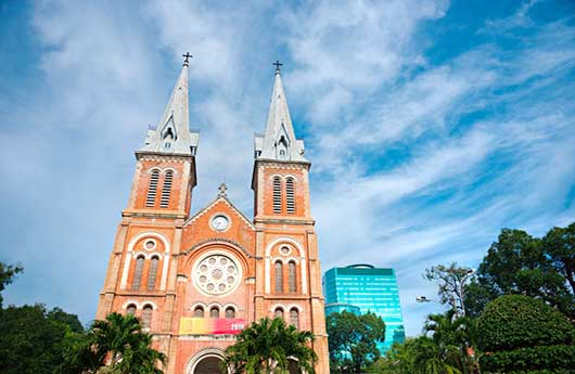 Ho Chi Minh Muslim Tour full day (Meal:Lunch)