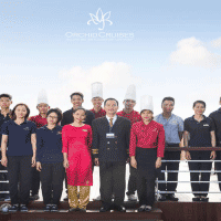 orchid cruise team