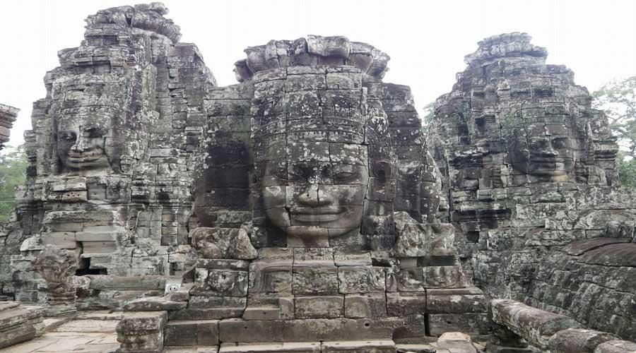 bayon temple-Vietflametours