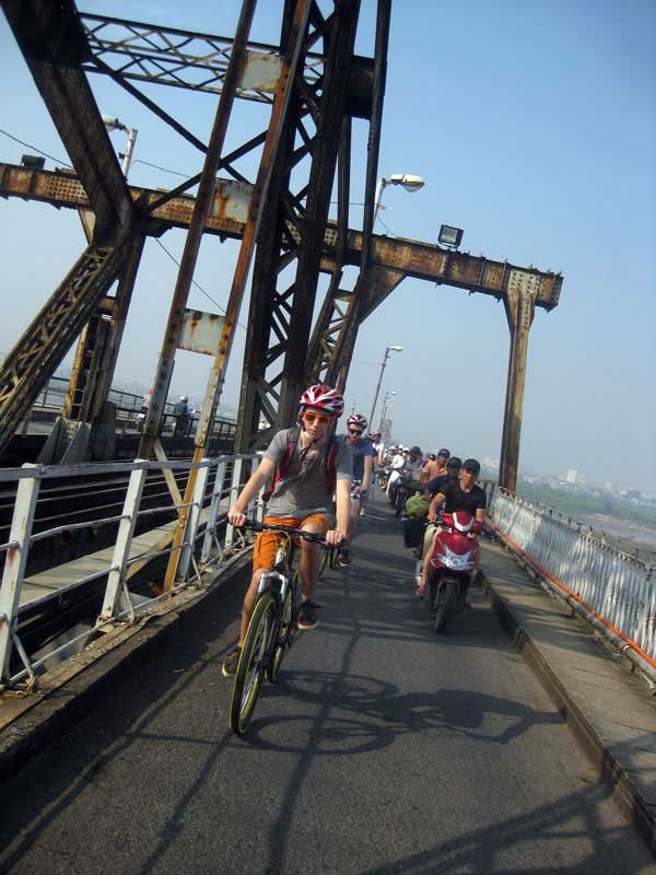 hanoi bicycle tour