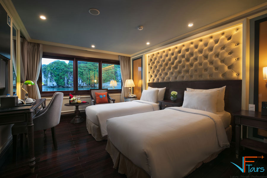 athena cruise halong bay tour