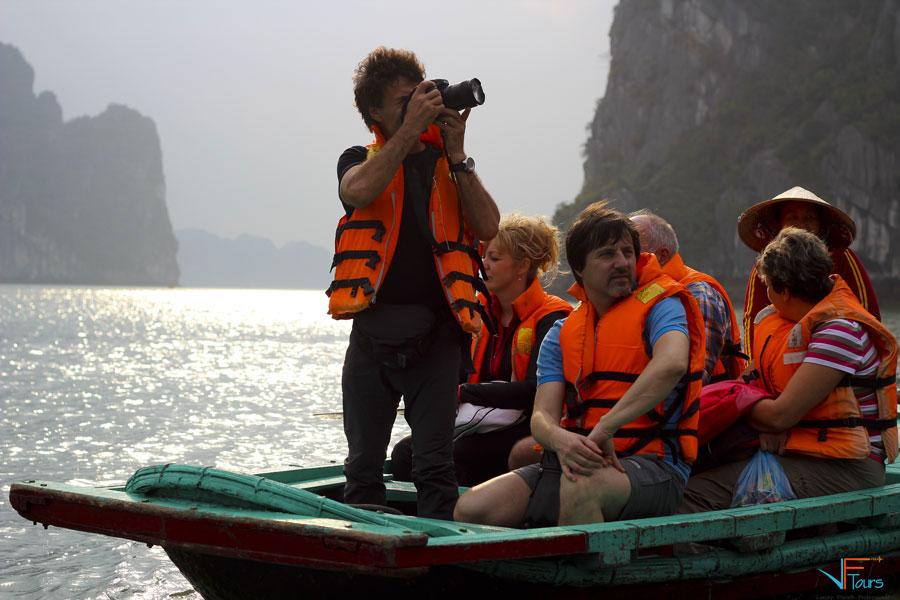 athena-Cruises-bamboo-boat