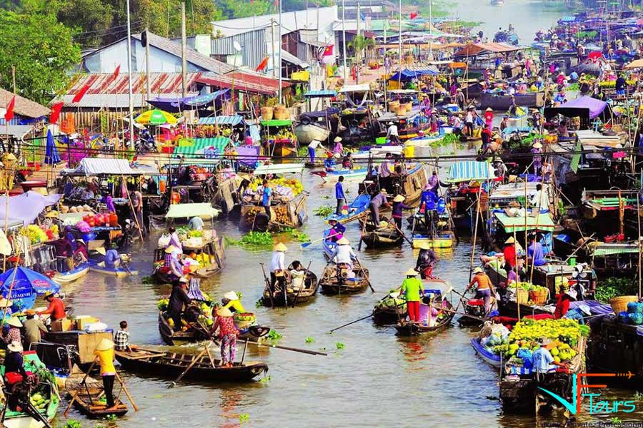best mekong delta tour from Ho chi minh city