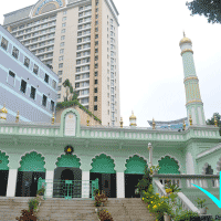 Musulman-Mosque--Saigon-Central-Mosque