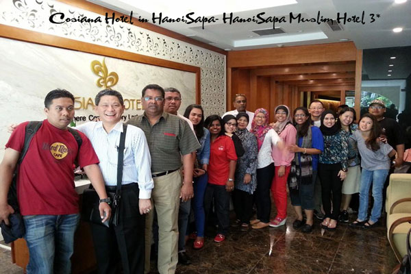 Welcome to Cosiana Hotel in Hanoi & Sapa, Vietnam