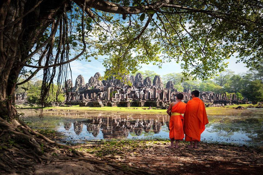 cambodia tour package- viet flame tours