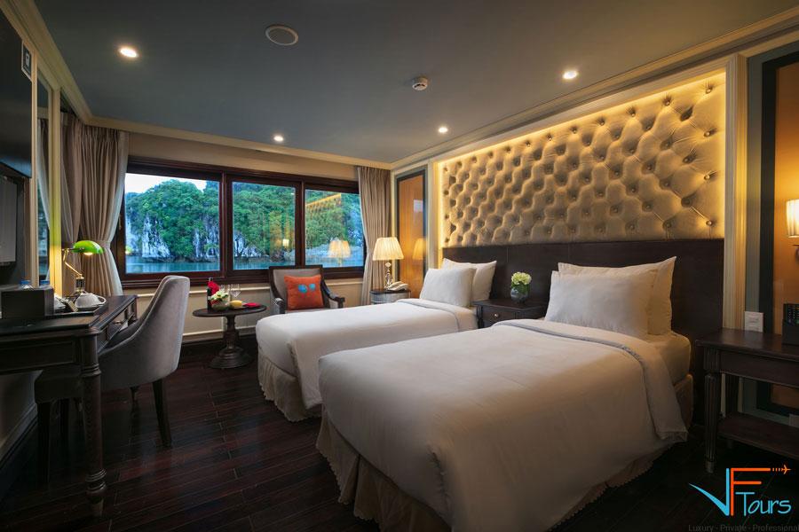Athena Luxury Cruises- Viet Flame Tours