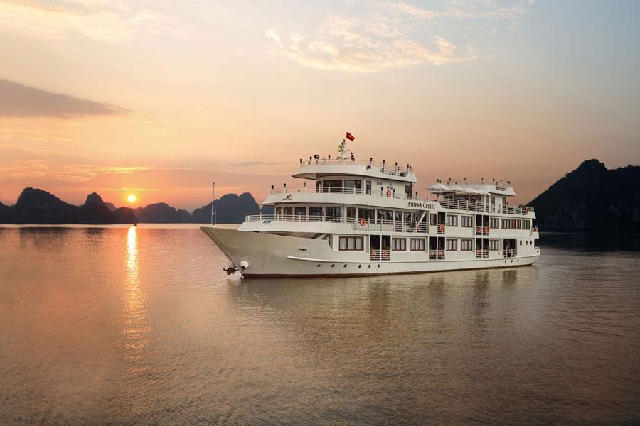 Athena LLuxury Cruises- Viet Flame Tours