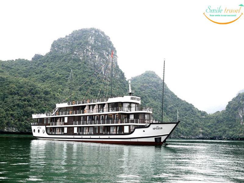 Let's explore Lan Ha Bay- Halong Bay with Halong Serenity Cruises