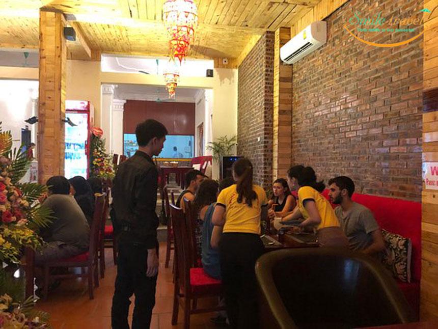 Aroma Indian restaurant Ninh Binh