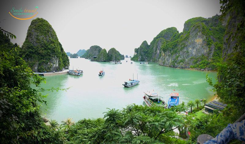Halong Bay-Vietnam- Viet Flame Tours + 84 986282217