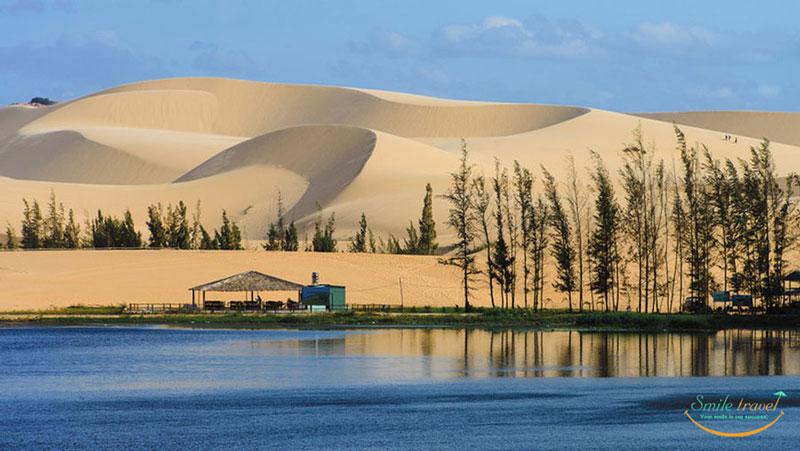 Mui Ne Sand Dunes- Viet Flame Tours