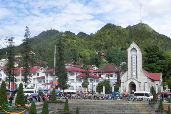 Sapa Church- Vietnam